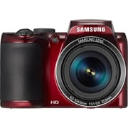 Samsung Electronics Cmos Smart Wi-Fi & Nfc Digital Camera Ec-Wb1100bprus