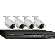 Q-See Qc818-4h3-1 720p 8 Channel Nvr Kit With 4x720ip Camera