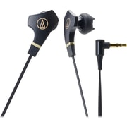 Audio Technica-Headphones Sonic Fuel Ath-Chx7bk In-Ear Ear Bud Black