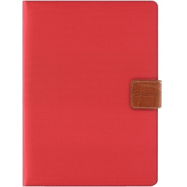 Aluratek Inc. Travel Case Universal Folio Red
