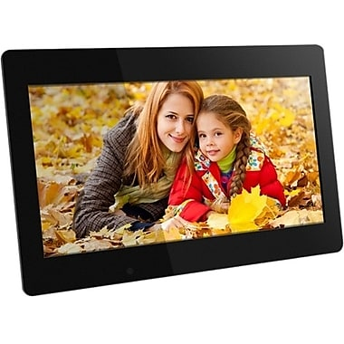 Aluratek Inc. 4gb Built-In Memory Admpf118f Digital Photo Frame