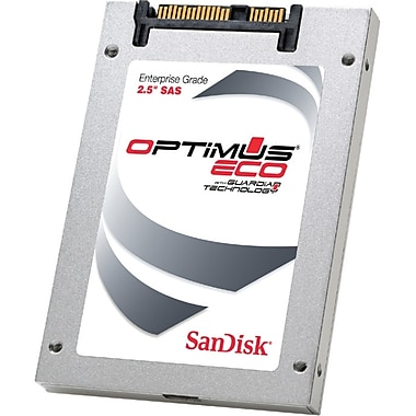 SanDisk® Optimus Eco 1.6TB 2.5in. SAS (6 Gb/s) Internal Solid State Drive (SSD)