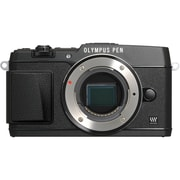 Olympus® PEN E-P5 16.1MP Mirrorless Digital Camera Body, Black