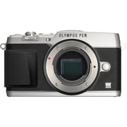 Olympus® PEN E-P5 16.1MP Mirrorless Digital Camera Body, Silver