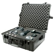 Pelican™ Large Shipping Case Without Foam, Black