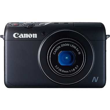 Canon® PowerShot N100 12.1MP Compact Digital Still Cameras