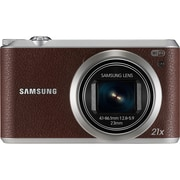Samsung WB350F 16.3 Megapixel Smart Camera, Brown