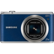 Samsung WB350F 16.3 Megapixel Smart Camera, Blue