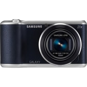 Samsung Galaxy™ EK-GC200 16.3MP Compact Camera 2 With Wi-Fi, Black