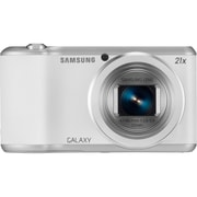 Samsung Galaxy™ EK-GC200 16.3MP Compact Camera 2 With Wi-Fi, White