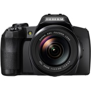 Fujifilm FinePix S Series S1 16.4MP Bridge Camera, Black