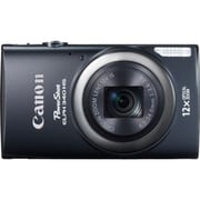 Canon® PowerShot ELPH 340 HS 16MP Compact Digital Still Camera, Black