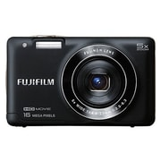 Fujifilm FinePix J Series JX660 16MP Compact Camera, Black