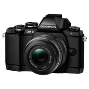 Olympus® OM-D E-M10 16.1MP Mirrorless Digital Camera Body With Lens Kit, Black