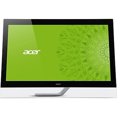 Acer® T Series 27in. Full HD LED LCD Touchscreen Monitor, Black