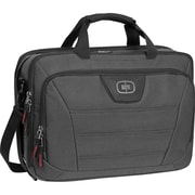 "Ogio® Renegade Carrying Case For 17"" Notebook, Black Pindot"