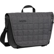 Ogio® Newt Messenger Bag For 13 Notebook, Dark Static