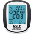Pyle® Wireless Cycle Computer, Black