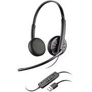 Plantronics® Blackwire C325 Stereo Headset With Noise Cancelling Microphone