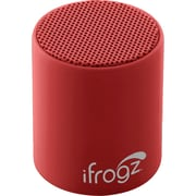 Zagg® ifrogz® Coda POP Wireless Bluetooth Speaker, Black Cherry