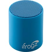 Zagg® ifrogz® Coda POP Wireless Bluetooth Speaker, Blue Raspberry