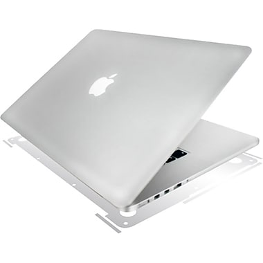 BodyGuardz® UltraTough® Bottom Screen Protector For 13in. Apple MacBook Pro W/Retina (2012), Clear