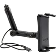 Arkon® Slim-Grip Ultra Socket Mount With Micro-USB Charge Cable For Samsung Galaxy S4