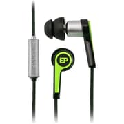 Zagg® ifrogz® Earpollution Equinox Noise Personal Audio Earphones, Green