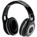 Scosche® Bluetooth Reference Headphones With Mic and Controls, Black