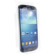 BodyGuardz® ScreenGuardz Privacy Screen Protector For Samsung Galaxy S4, Clear