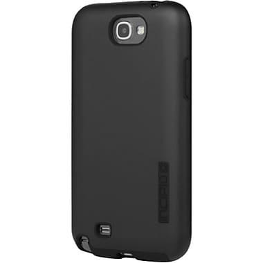 Incipio® DualPro® Hard-Shell Case For Samsung Galaxy Note II, Black/Black