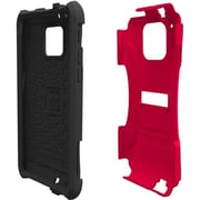 Trident™ Aegis Case For HTC One Mini/M4, Red