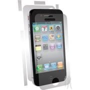 BodyGuardz® Ultratough® Full Body Protective Screenguard For Apple iPhone 4/4S, Clear