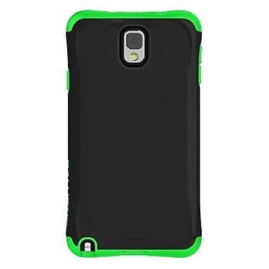 Ballistic® Aspira Case For Samsung Galaxy Note 3, Black/Lime