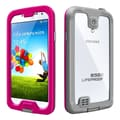 LifeProof® fre Case For Samsung Galaxy S4, Magenta/Gray/Clear