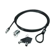 HP® Security Docking Station Cable Lock, 6.10'