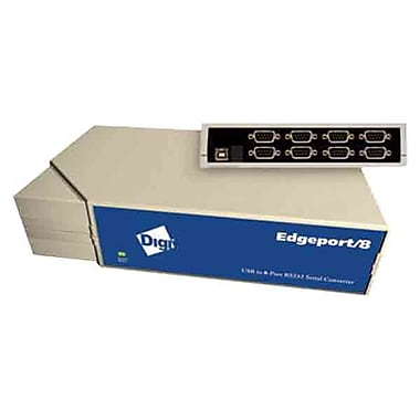 Digi® Edgeport/8s MEI - 8 RS-232/422/485 Serial DB-9 Terminal Server