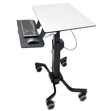 Ergotron® 24-220-055 TeachWell® Mobile Digital Workspace Cart