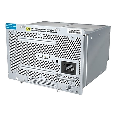 HP® PoE+ zl Power Supply, 1500W