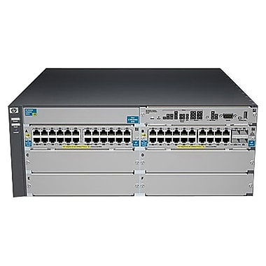 HP® 5406-44G-PoE+-4G-SFP v2 zl 44-Ports Managed Switch With Premium Software