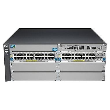 HPMD – Commutateur 5406-44G-PoE+-4 G-SFP v2 zl et logiciel Premium, 44 ports administrables