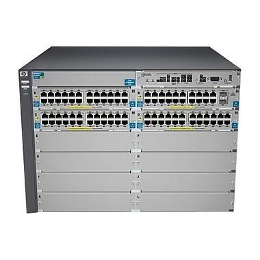 HP® E5412-92G-PoE+/2XG-SFP+ v2 zl 92-Ports Switch Chassis