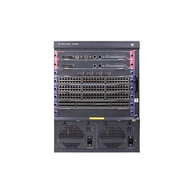 HPMD – Bâti de commutation gérable 7506 avec 48 ports Gig-T PoE+ modules et 384Gb/s MPU