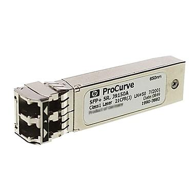 HP® J9150A X132 10G SFP+ LC SR Transceiver