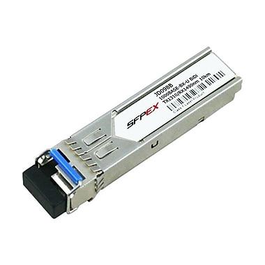 HP® JD098B X120 1G SFP LC BX 10-U Transceiver