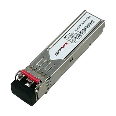 HP émetteur-récepteur JD111A X170 1G SFP LC LH70 1590
