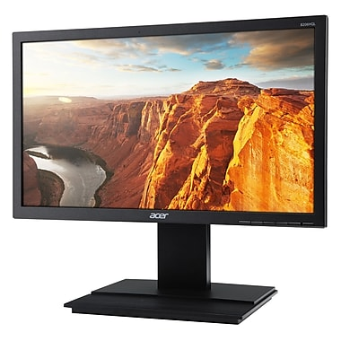 Acer® B206HQL 19.5in. HD+ Widescreen LED LCD Monitor