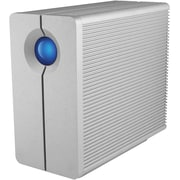 Lacie 2big™ Thunderbolt™ 10TB External DAS Array With Cable