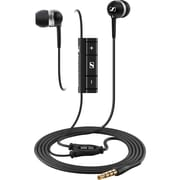 Sennheiser MM 30i Noise-Isolation In-Ear Stereo Headset With Mic, Black