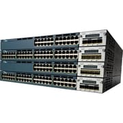 Cisco™ Catalyst 3560-X Managed Universal Gigabit PoE Ethernet Switch, 24 Ports